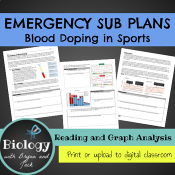Emergency Sub Plans: Blood Doping