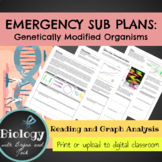 Emergency Sub Plans: Genetically Modified Foods