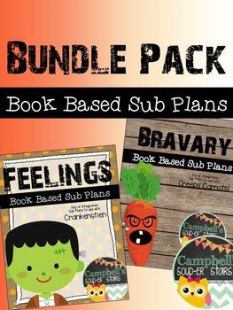 Emergency Sub Plans {Bundle 1}