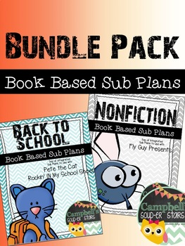 Emergency Sub Plans {Bundle 2}