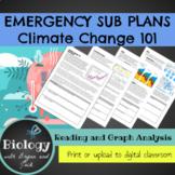 Emergency Sub Plans: Climate Change 101