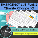 Emergency Sub Plans: Climate Change 101