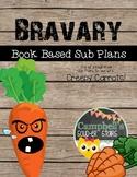 Emergency Sub Plans {Creepy Carrots}