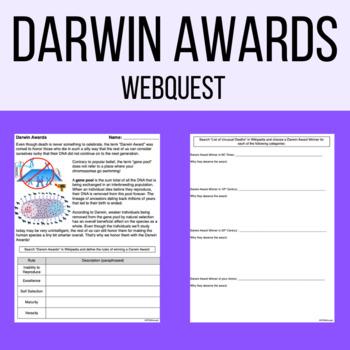 Emergency Sub Plans - Darwin Awards