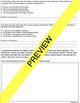 Emergency Sub Plans: Food Webs Webquest