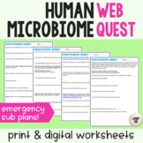 Emergency Sub Plans: Human Microbiome