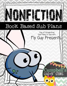 Emergency Sub Plans {Nonfiction}