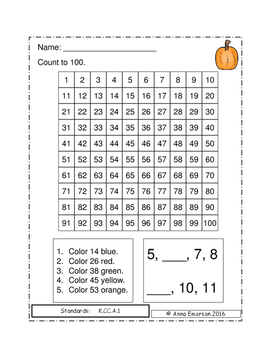 Emergency Sub Plans: November/Thanksgiving for Kindergarten