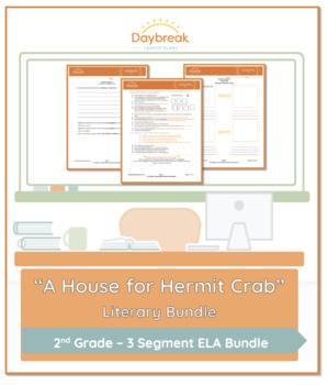 Emergency Sub Plans: Second Grade: ELA: A House For Hermit Crab