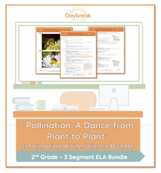 Emergency Sub Plans: Second Grade: Life Science: Pollination