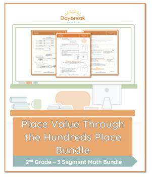 Emergency Sub Plans: Second Grade: Math: Place ValueThrough the Hundreds Place