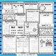 Emergency Sub Plans - Second Grade - Winter Edition- 3 FULL Days!
