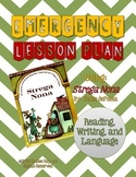 Emergency Sub Plans - Strega Nona ELA