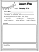 Emergency Sub Plans Template & Editable {SPECIAL EDUCATION}