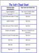 Emergency Substitute Folder (Editable)