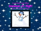 Emergency Substitute Lesson Plans First Grade (Snowmen at Night)