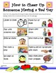 Emergency Substitute Lesson Plans, K-1/Alexander and the T