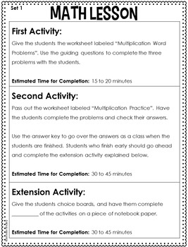 Fourth Grade Unit Plans Worksheets for all | Download and Share ...