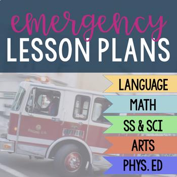 Emergency Supply Plans