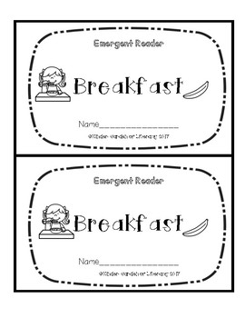Emergent Book-Breakfast