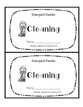 Emergent Book-Cleaning