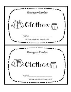 Emergent Book-Clothing