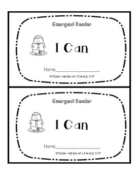Emergent Book-I Can