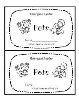 Emergent Book-Pets