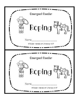 Emergent Book-Roping