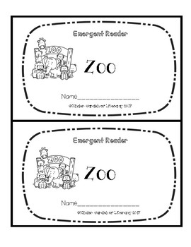 Emergent Book-The Zoo