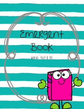 Emergent Book: They & Go