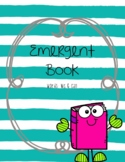 Emergent Book: We & Can