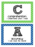 Emergent CAFE Menu Polka Dot Strategy Cards