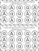 Emergent Easy Interactive Alphabet Reader Book: Letter Aa