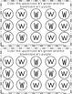 Emergent Easy Interactive Alphabet Reader Book: Letter Ww