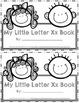 Emergent Easy Interactive Alphabet Reader Book: Letter Xx