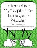 Emergent Easy Interactive Alphabet Reader Book: Letter Yy