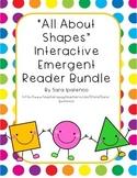 Emergent Easy Interactive Shape Book Bundle