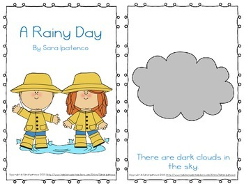 "Emergent Easy Reader: ""A Rainy Day"""
