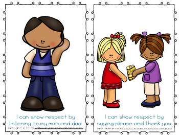 Emergent Easy Reader Book Bundle: Positive Character Traits SET ONE