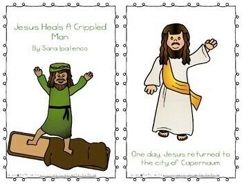 Emergent Easy Reader Book Bundle: Miracles of Jesus