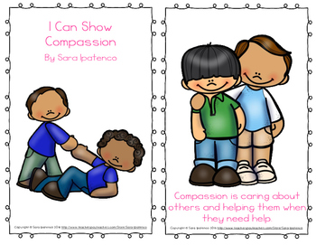 "Emergent Easy Reader Book: ""I Can Show Compassion"""