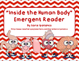 "Emergent Easy Reader Book: ""Inside the Human Body"""