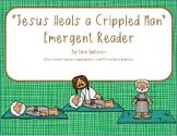 """Emergent Easy Reader Book: """"Jesus Heals a Crippled Man"""""""