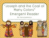 "Emergent Easy Reader Book: ""Joseph and the Coat of Many Colors"""