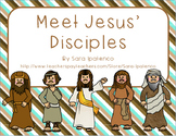 "Emergent Easy Reader Book: ""Meet Jesus' Disciples"""