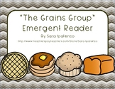 """Emergent Easy Reader Book: Nutrition: """"The Grains Group"""""""