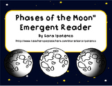 "Emergent Easy Reader Book: ""Phases of the Moon"""