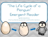 """Emergent Easy Reader Book: """"The Life Cycle of a Penguin"""""""