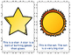 """Emergent Easy Reader Book: """"Things in Outer Space"""""""